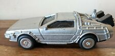 Ucs 1/43 Friction Powered DeLorean Back To The Future Diecast Car