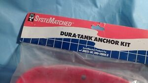 OMC Vintage Dura-Tank Anchor Kit for metal OMC 6-gallon tanks # 175293 New