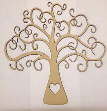 De Madera árbol familiar 25cm X 25cm Artesanales Forma Compre 2 obtenga 3 Libre