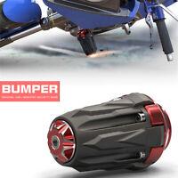 Motorcycle  Frame Slider Fall Protection Anti-drop Stick Red Black Spirit Beast