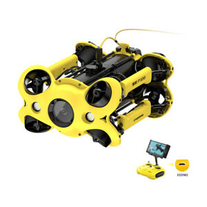 CHASING M2 P100 ROV 100 Meters Underwater Drone Rescue Robot with 4K UHD Camera