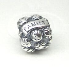Authentic Pandora #791039 Love & Family Charm