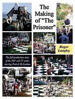 PRISONER PATRICK MCGOOHAN THE MAKING OF THE PRISONER BOOK