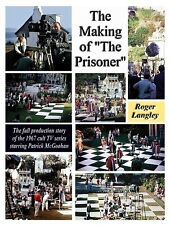 THE PRISONER PATRICK MCGOOHAN THE MAKING OF THE PRISONER BOOK