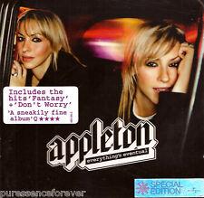APPLETON - Everything's Eventual (UK 13 Track CD Album)