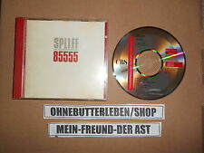 CD NDW Spliff - 8555 (9 Song) CBS NICE PRICE Nina Hagen Band