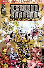 Iron Man & I Vendicatori N. 27 (La rinascita eroi N.9)