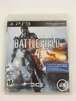 Battlefield 4 (Sony PlayStation 3 2013) PS3 Video Action Adventure Game COMPLETE