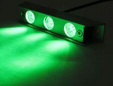 Sublight LED Unterwasser-Lampen / Leuchten für Boote - Grün