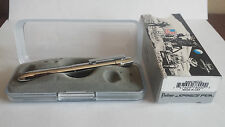 Fisher Space Pen #400WCCL Chrome X-Mark Bullet Space Pen BRAND NEW with Case
