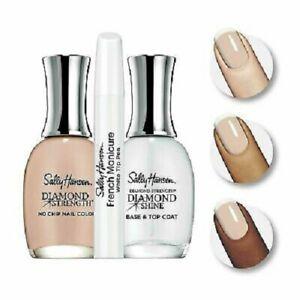 Sally Hansen Diamond Strength French Manicure Pen Kit - Pick Your Shade - New