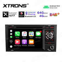 """7"""" Android 10.0 Car Stereo GPS Navi DVD Player Double 2Din WiFi  Octa-Core Radio"""