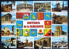 France Souvenir de la Camargue Multi-view - posted 1987