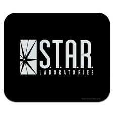 The Flash TV Series STAR Labs Logo Low Profile Thin Mouse Pad Mousepad