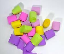 20 Rollen Krepppapier  Kreppband Krepp rosa pink grün gelb  Geschäftsauflösung