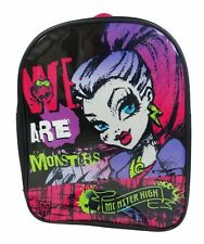 Monster High 'We Are Monstruos' Mochila Escolar Regalo Nuevo