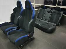 RENAULT MEGANE FRONT & REAR SEATS GEN 4 GT STYLE RS  06/16- 16 17 18 19
