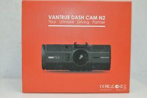 "Vantrue N2 Uber Dual Dash Cam 1.5"" Motion Detection, Front Camera Night Vision"