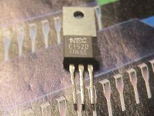 2SC1520  Si  NPN Medium Power Transistors 250v 200mA 1W  TO202 NEC  1pcs