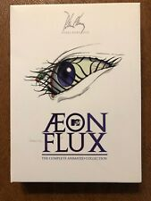 Aeon Flux: The Complete Animated Collection 3 Dvds- Used/ Awesome condition