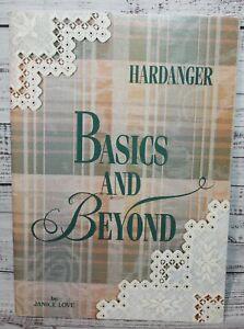 BASICS AND BEYOND HARDANGER booklet JANICE LOVE