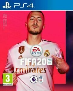 FIFA 20 (PS4) In Stock New UK PAL Free UK P&P EA Sports
