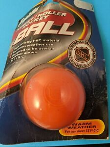 NEW Vintage Franklin  Street Roller Hockey Ball NIP