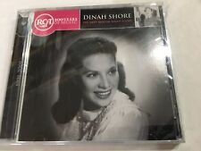 Dinah Shore - The Very Best (CD, 2001, RCA) New/Sealed