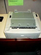 HP 5100 500-sheet Lower Feeder tray C4115A R65-5021 Nice Q1866a