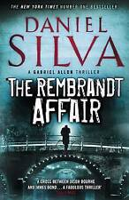 The Rembrandt Affair by Daniel Silva Large Paperback 20% Bulk Book Discount