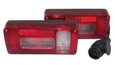 Anhänger Heckträger 5 Funktions Beleuchtungssatz Beleuchtung Rücklicht verkabelt