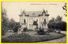 cpa France 21 - MEURSANGES (Côte d'Or) Superbe Villa Demeure Château LA ROSERAIE