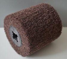1 Schleifmop Walze Schleifmoprad 100 x 100 x 19 mm MEDIUM