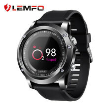 LEMFO T2 Smart Watch Waterproof Heart Rate Bluetooth Smartphone For Android iOS