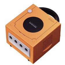 Nintendo GameCube Launch Edition Spice Orange Console (NTSC-J)