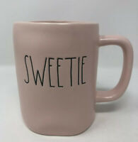 "Rae Dunn By Magenta Pink ""SWEETIE"" Valentine Easter Mug Large Letter"