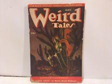 Weird Tales Pulp March 1946