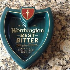 Worthington Best Bitter Ash Atray