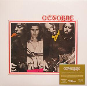 OCTOBRE octobre ltd Edition LP NEU OVP/Sealed