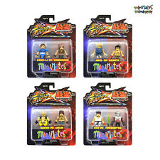 Street Fighter X Tekken Minimates Series 2 Complete Set