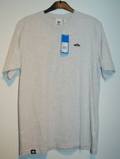 Entrenador Adidas Originals Bordado T-shirt Tamaño Mediano