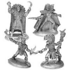 Ral Partha Shadowrun Mini Blood Mages Pack New