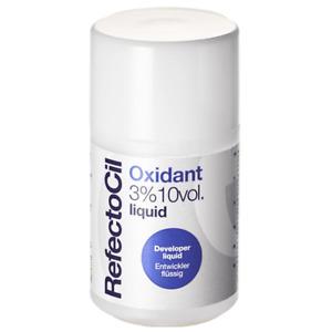 Refectocil Oxidant 3% 10vol Developer Liquid 100ml   Lash Brow Tinting