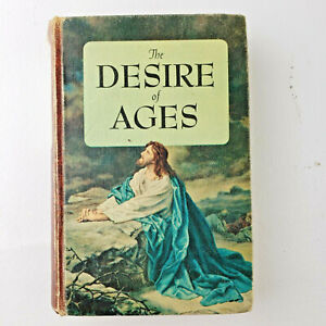 1940 Seventh Day Adventist Ellen White THE DESIRE OF AGES Christian
