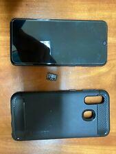 Samsung Galaxy A40 SM-A405FN/DS - 64 GB - Nero (Dual SIM) Cover più scatola orig