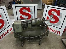 Gebr Becker Vacuum Pump and Tank-Model CVPF-25    -USED- SansonNW