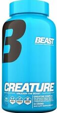 Beast Sports Nutrition Creature Creatine Complex 180 Capsules EXPEDITED SHIPPING
