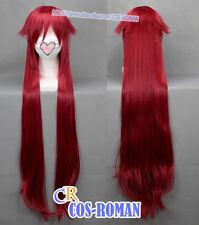 Black Butler KUROSHITSUJI Grell Sutcliff Cosplay wig costume 90CM 194A