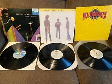 3 YELLOWJACKETS ALBUM LOT ALL EXC-/EXC w/sleeves