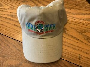 Little River Casino Resort Embroidered Tan One Size Ball Cap Hat Advertising